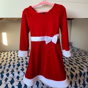 Girls Christmas Dress size 4